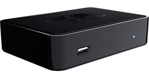 Set-top box Kodi