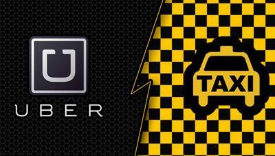 ¡Golpe al taxi! La CNMC pide derogar el Real Decreto contra los VTC que usan Uber y compañía