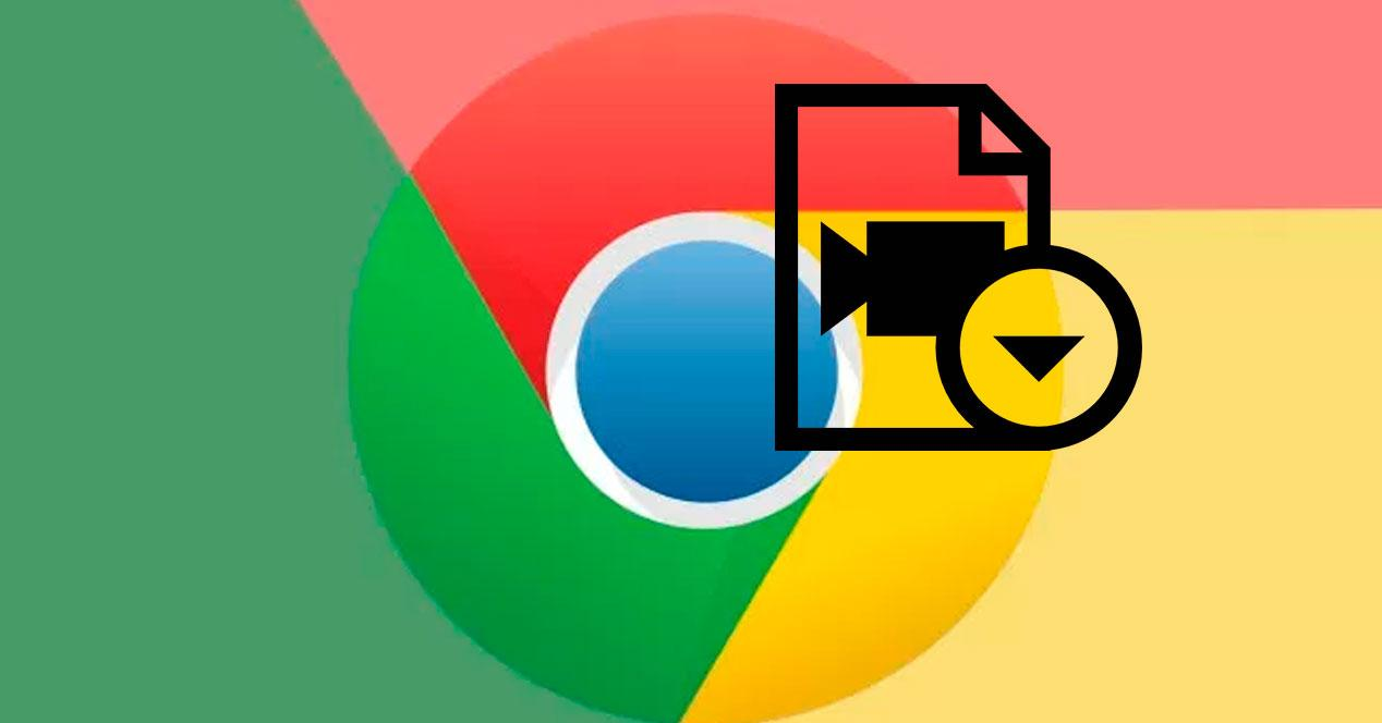 descargar vídeos en chrome