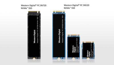 Los nuevos SSD de WD funcionan hasta 7 veces más rápido que los de tu PC