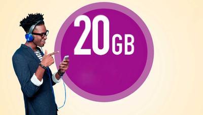 Nuevas tarifas Hits Mobile con hasta 20 gigas y cobertura Vodafone 4G