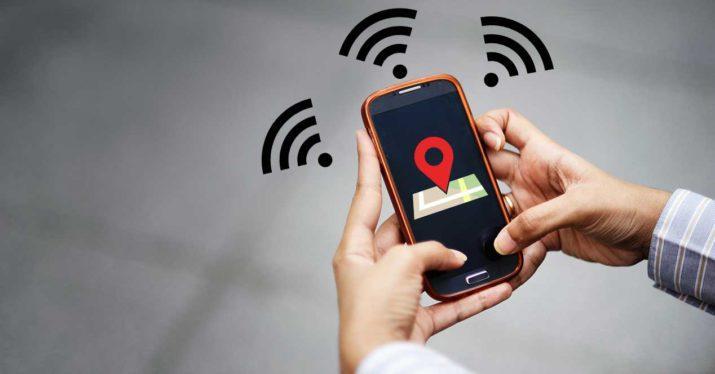 802.11mc ubicacion gps wifi