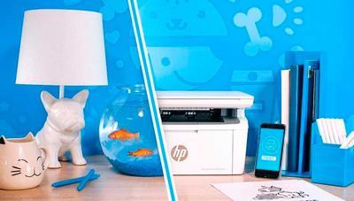 HP lanza sus impresoras láser más pequeñas para poner en cualquier lugar