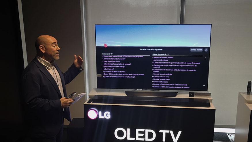 LG Oled TV 2018