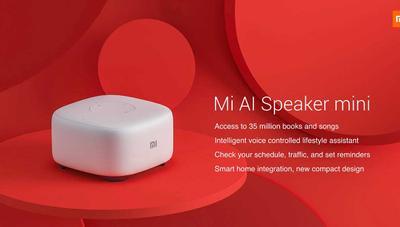 Xiaomi Mi AI Speaker mini: el nuevo altavoz inteligente por 22 euros