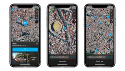 Apple Mapas ya te dice dónde hay bicicletas públicas en cientos de ciudades