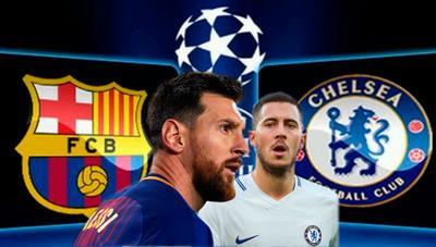 Cómo ver en directo el Barca – Chelsea de Champions por televisión, Internet o el móvil