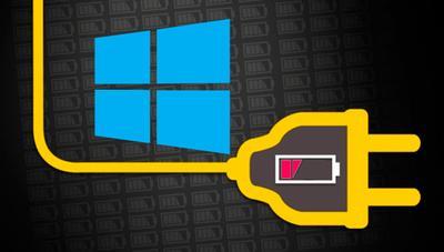 Cómo solucionar los problemas de descarga de la batería en Windows 10