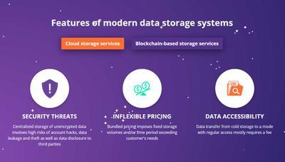 Rapidgator planea lanzar una plataforma de almacenamiento online basada en Blockchain