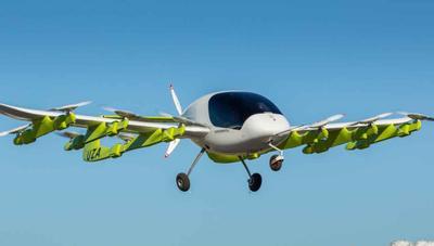 Cora: el taxi autónomo volador que llegará en 2021