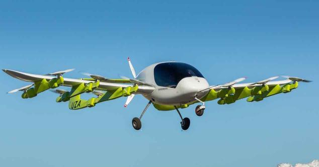 Ver noticia 'Cora: el taxi autónomo volador que llegará en 2021'