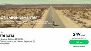 Otra tarifa de datos ilimitados en Europa que nos saca los colores por sólo 33 euros al mes