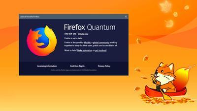 Llega Firefox 59 con diversas mejoras de rendimiento y seguridad