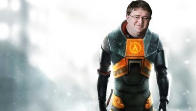 Gabe Newell confirma que Valve va a lanzar nuevos juegos