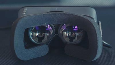 La realidad virtual, más real que nunca con esta pantalla de 5500 x 3000 y 120 Hz