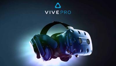 Llegan las HTC Vive Pro: mejoras en la realidad virtual, que además baja de precio