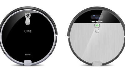 Ilife lanza los nuevos robot aspiradores inteligentes A8 y V8s con descuentos en el aniversario de AliExpress