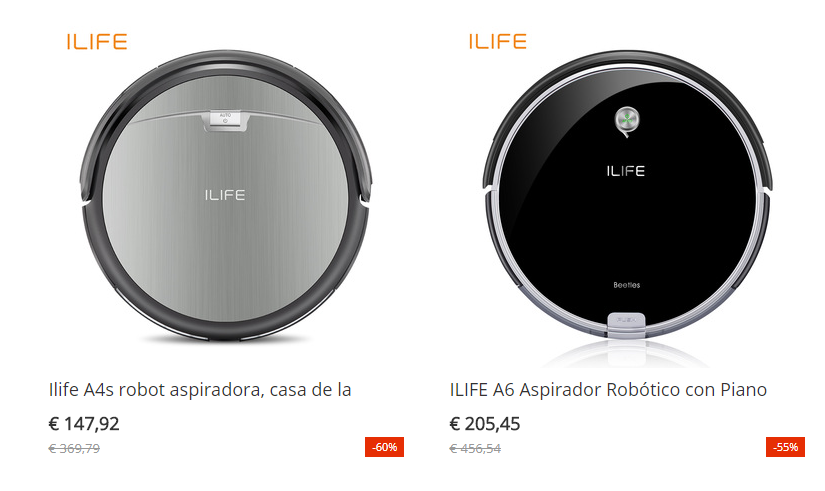 ilife ofertas aliexpress
