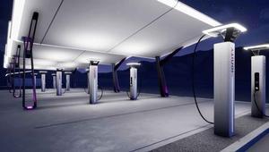 Así son los cargadores de la red europea IONITY para coches eléctricos