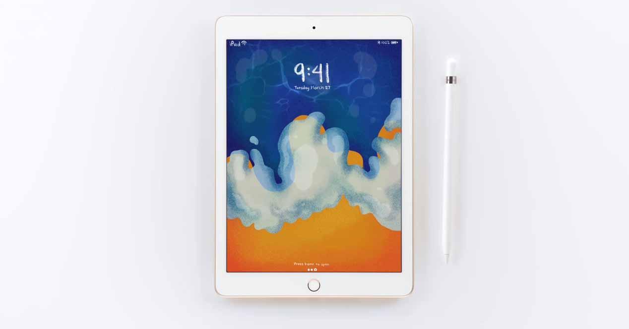 Ver noticia 'Noticia 'Nuevo iPad 9,7 (2018): procesador Apple A10 Fusion y soporte para Apple Pencil''