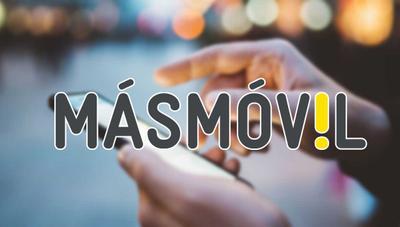 MásMóvil capta 1,4 millones de líneas móviles y banda ancha a cierre del tercer trimestre