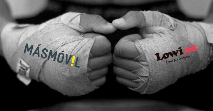 MásMóvil vs Lowi