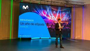 Movistar cumple un año con los eSports con el objetivo de acercarse más a los jóvenes