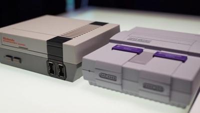 Encuentran cómo meter ROMs de juegos en NES y SNES Classic Mini por USB