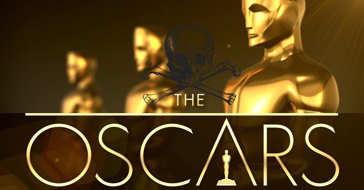 Oscar piratería