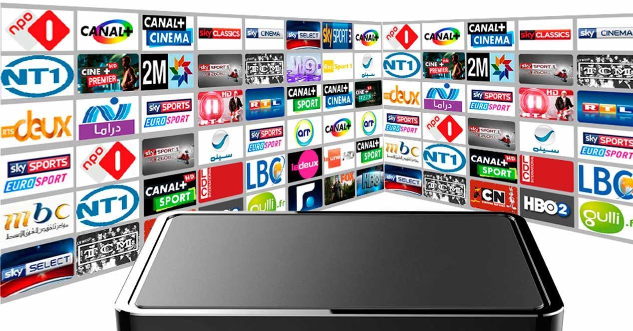 Piratería IPTV Kodi