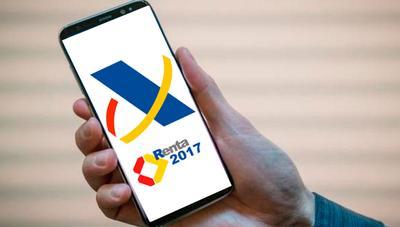 Renta 2017: plazos y cómo hacer la declaración con la nueva app desde el móvil