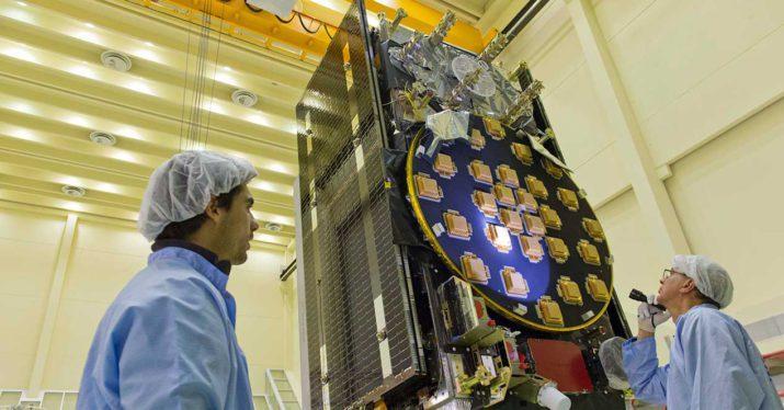satelite galileo laboratorio