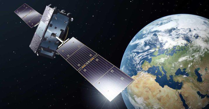 satelite galileo union europea