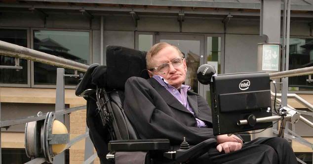 Ver noticia 'Stephen Hawking ha muerto a los 76 años'