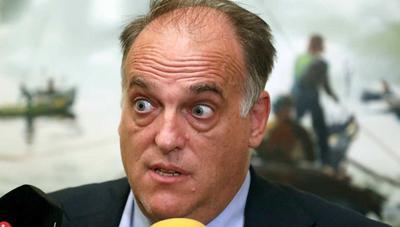 Nadie apoya a Tebas: los clubes creen que el fútbol vale un 20% menos de lo que pide LaLiga