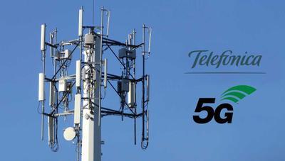 Telefónica prueba una tecnología para el 5G que podría sustituir a la fibra