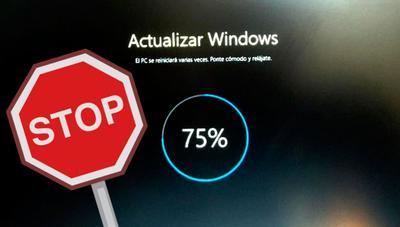 Cómo retrasar la actualización a Windows 10 Spring Creators Update