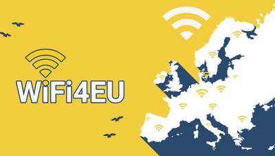 El WiFi gratis de la UE llega a 510 nuevos pueblos de España