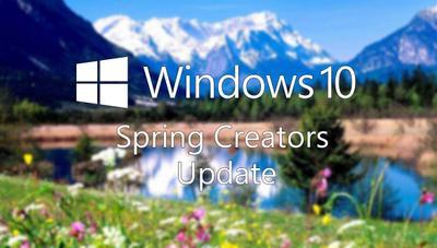 Windows 10 Spring Creators Update casi lista para su lanzamiento, ¿será cierto esta vez?