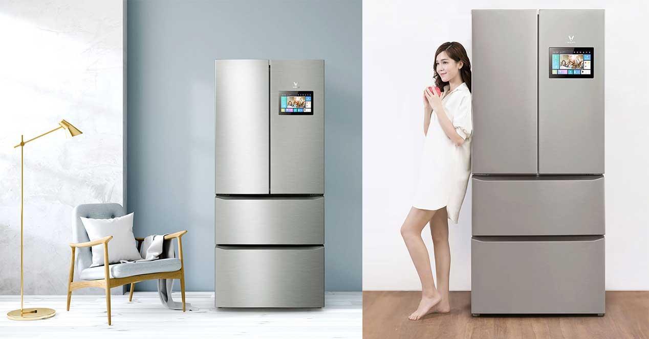 xiaomi frigorifico viomi