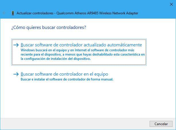ordenador no se conecta a internet