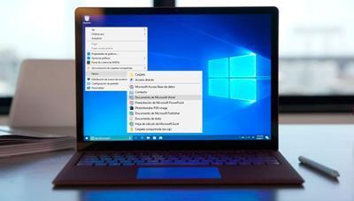 Cómo eliminar ciertas opciones predeterminadas del menú contextual de Windows 10