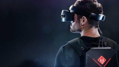 Realidad virtual sin cables: cuando el PC es la mochila