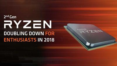 Los nuevos AMD Ryzen ya tienen precio y fecha, con el Ryzen 7 2700X a la cabeza