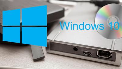 Cómo cambiar el orden de arranque en Windows 10