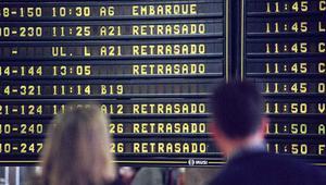 Un fallo informático provoca retrasos en la mitad de los vuelos de Europa