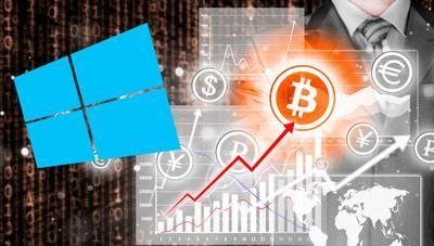Cómo ver los precios del bitcoin en la bandeja del sistema de Windows 10