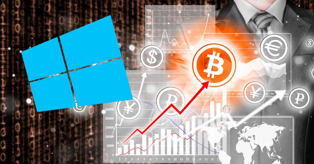 bitcoin en windows 10
