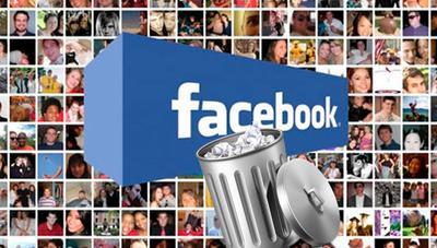 Cómo borrar amigos en Facebook