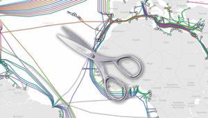 La extrema dependencia de los cables submarinos deja a un país entero sin Internet durante 2 días